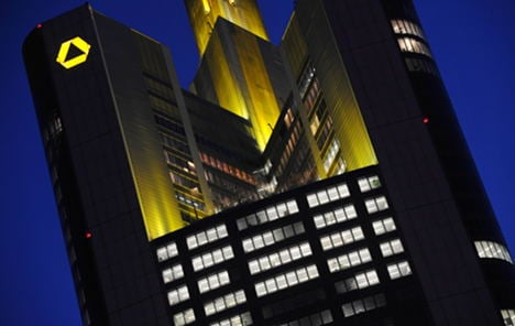 Commerzbank makes €2.5 billion capital hike