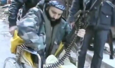 Syrian war lures German Islamists
