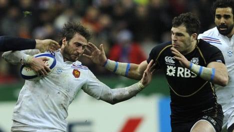France claim wooden spoon despite win