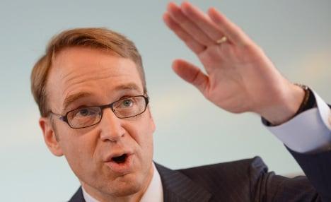 Bundesbank profits stall as eurozone risks grow