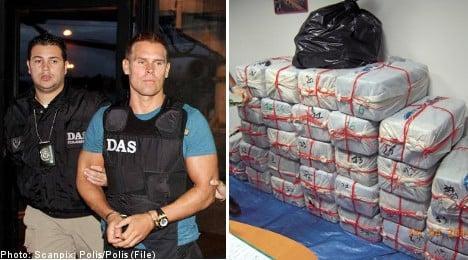 Swedish 'cocaine king' jailed for 18 years