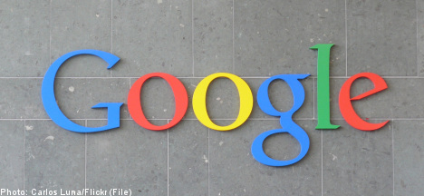 Google 'ideal employer' for Swedish students