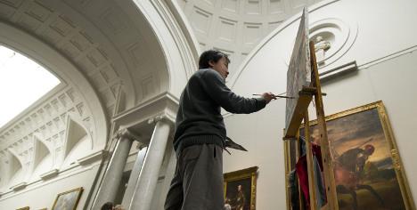Museums paint grim picture as crisis bites