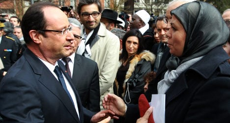 Hollande promises truth over gunman Merah