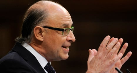 Minister rejects Brussels calls for tax hikes