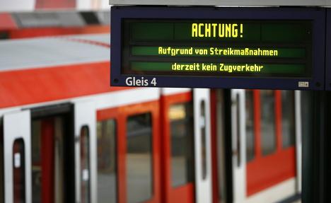 Train strike sparks early morning travel turmoil