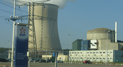 Two killed at French nuclear power station