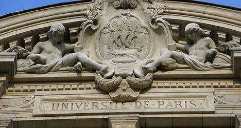 French universities lag behind 'world's best'