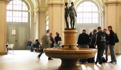ETH Zurich is 'top uni' in continental Europe