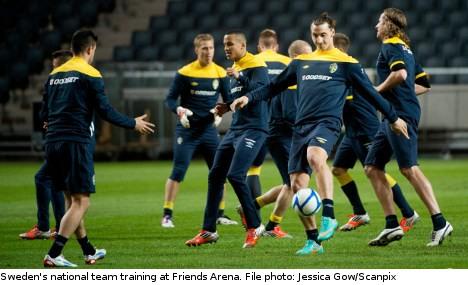 Irish suffer injury blow ahead of Sweden clash