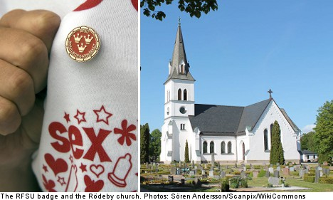 Church gave Swedish teens 'sex diplomas'