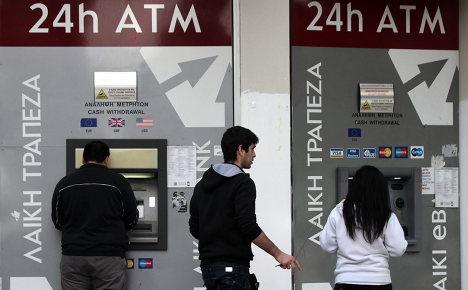 Germany: Cyprus must finance EU bailout
