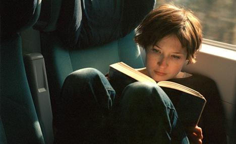 German teens turn to grown-up books
