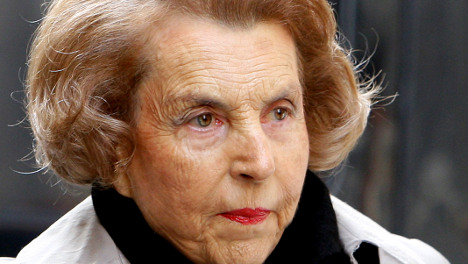 France is home to world's richest woman