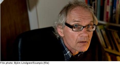 Lars Vilks on Al-Qaeda 'wanted dead or alive' list