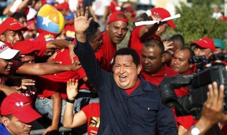 Germany wants new era in Venezuela after Chavez