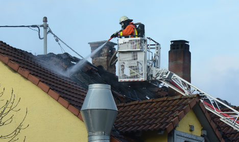 Fire kills seven, including six children