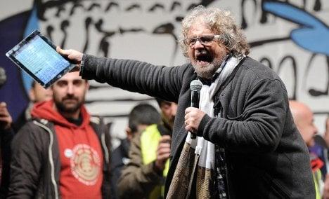 Germany calls on Italy's 'sense of responsibility'