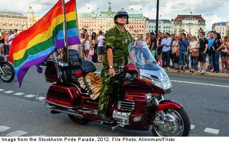 Sweden on top in gay friendly travel rating