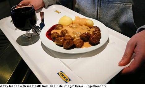 Swedish supplier finds source of Ikea horsemeat