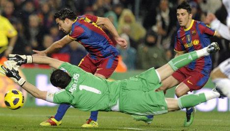 Cautious Casillas braces for Barça backlash