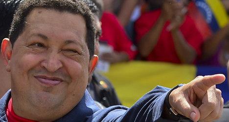 Spanish PM sad over Chavez death