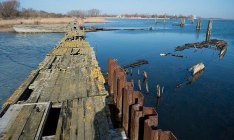 Buy your own Baltic Sea harbour for just €38,500