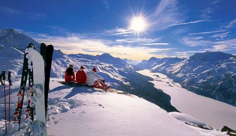 Switzerland comes top in tourism tables