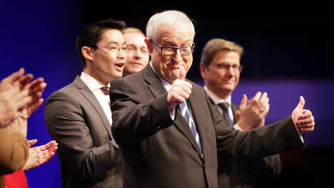 FDP vow to cut 'solidarity' tax