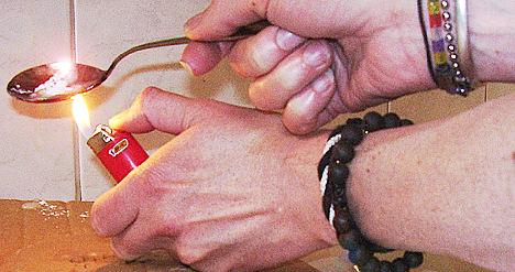 Norway mulls tolerating heroin smoking