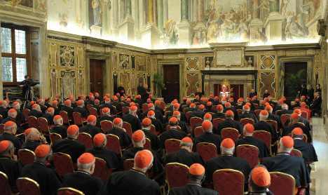 German fake bishop infiltrates Vatican