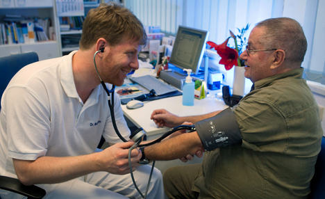 Fewer medics than ever chose GP route