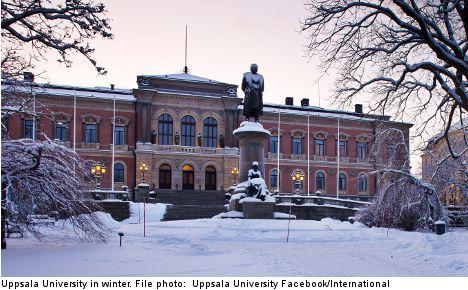 Top Swedish unis slide in new global ranking