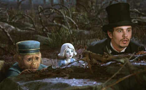 New in cinemas: 'Oz the Great and Powerful'