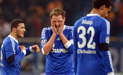 Galatasaray torpedo Schalke's CL dreams