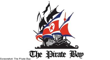 Pirate Bay: We've set sail for North Korea