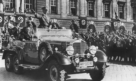Austria marks 75 years since Nazi 'annexation'