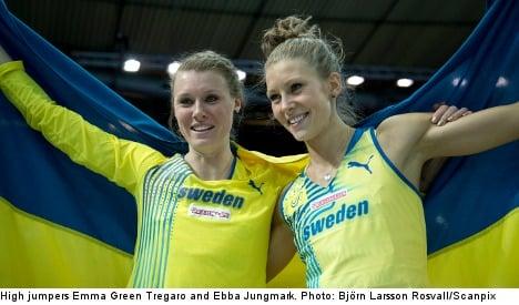 Sweden snags six medals in Gothenburg