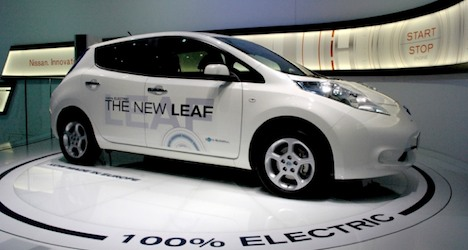 Geneva motor show: where's the electricity?