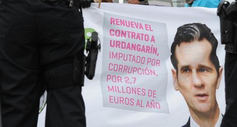Corruption nabs spotlight among Spanish concerns