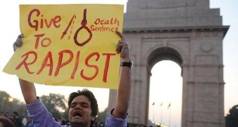 Indian police arrest men for gang rape of Swiss