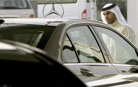 Foreigner quota to fix 'too German' Daimler