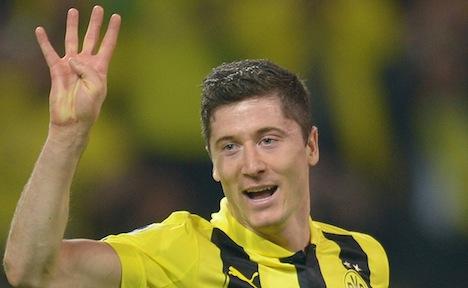 Borussia Dortmund hit four to stun Real Madrid
