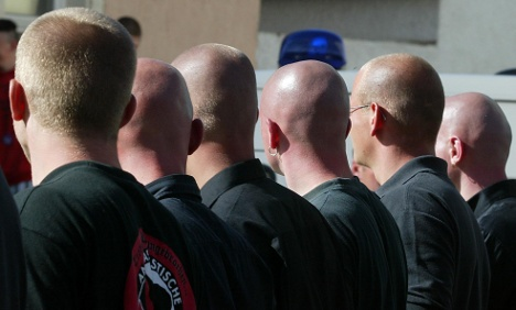Authorities uncover neo-Nazi prison network