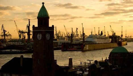 Hamburg voted most attractive German city