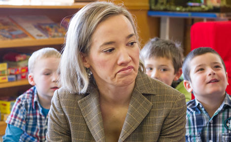 Family minister wants more time with her family
