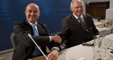 Spain and Germany mull business funding plans