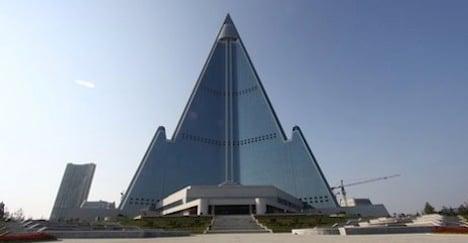 Geneva company scraps North Korea hotel plans