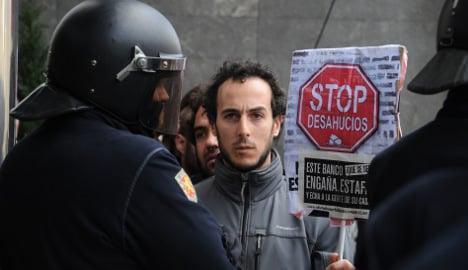 Spanish region blocks home evictions