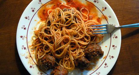 Fecal matter found in hospital spaghetti